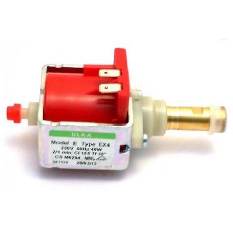 POMPE VIBRANTE ULKA EX4 48W 230V AC 50HZ 2/1MIN TF 35° - IQN667
