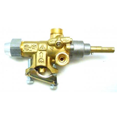ROBINET PEL 21S GAZ AXE L 30MM 6X4.46MM TC M8X1 ORIGINE ITW - TIQ10064
