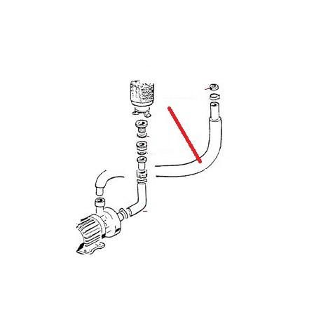 CONTRE-ECROU INOX 1/2' AC-ACR - PQQ125