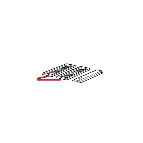 FILTRE PLAT PRELAVAGE AC/ACR - PQQ281