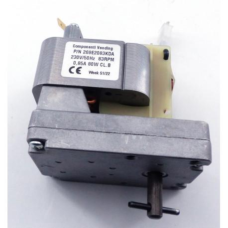 MOTEUR REDUCTEUR POUDRE 80 RPM - IQN927
