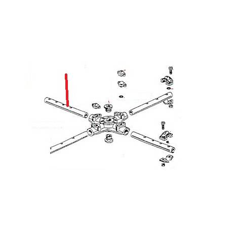 GICLEUR DE LAVAGE DROIT TAG 5 C34 - PQQ233