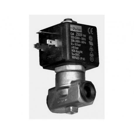 ELECTROVANNE PARKER 2VOIES 12V AC ENTREE - IQ6678