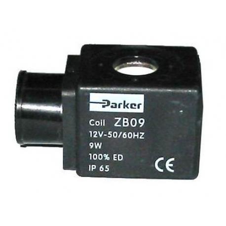 ELECTROVANNE PARKER 3VOIES 12V AC - IQ6679