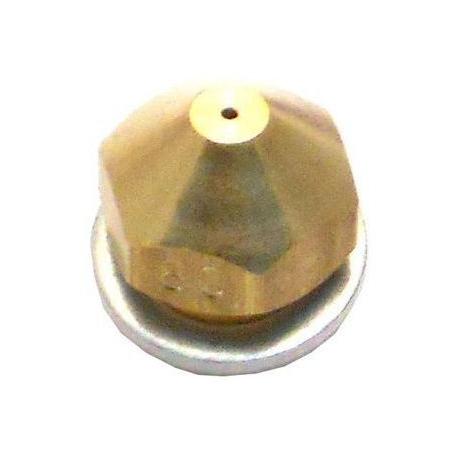INJECTEUR GAZ M9X1 Ø0.80MM ORIGINE AMBASSADE - NZQ627