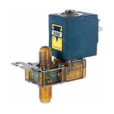 ELECTROVANNE ALIMENTAIRE 2VOIES 9W 24V AC 50HZ í5.5MM ENTREE - Q699I59