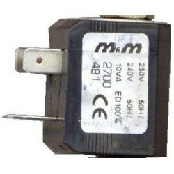 BOBINE M&M EV 3V 2700/230V