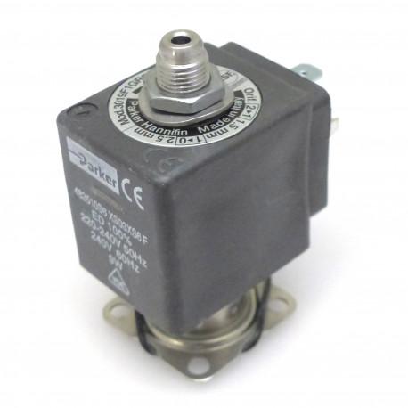 ELECTROVANNE PARKER INOX NSF RUBIS LIQUIPURE 9W 3VOIES 230V - IQ612