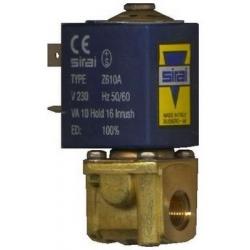 SIRAI 2-WAY SOLENOID VALVE 10W 230V AC 50-60HZ INLET 1/8F