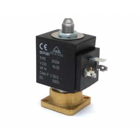 SOLENOID SIRAI 3WAYS 220V AC 50HZ BIG COIL - Y889T60