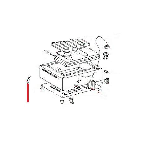 ATTACHE CABLE 100/25 SL HT M - EYQ6566