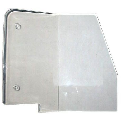 PROTECTION PLEXI AVANT 2006 ORIGINE SIRMAN - FEQ6678