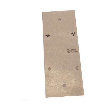 PLAQUE VAPEUR CAPP ORIGINE CIMBALI - SQ7052