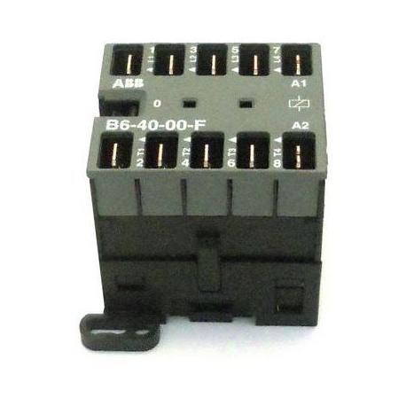 EQ363-CONTACTEUR ABB B6-40-00F MINI 230V ORIGINE RANCILIO