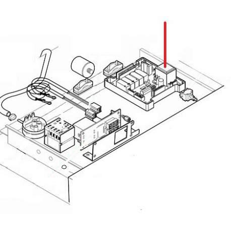 PROGRAMMATEUR F92-EK 5 RELAIS BT/SRS ADD ORIGINE LAMBER - TIQ10218