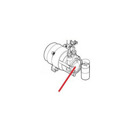 ELECTROPOMPE DE RINCAGE PSV45 ORIGINE LAMBER - TIQ10223