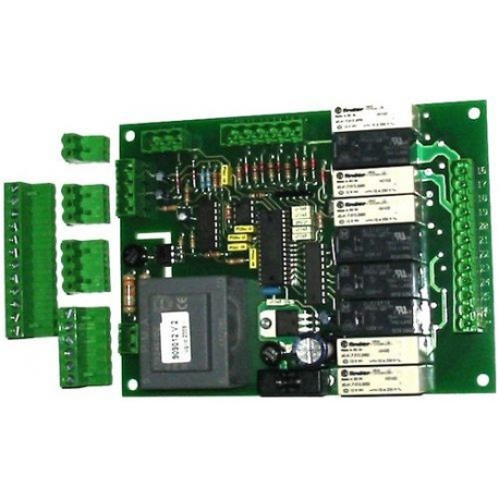 CARTE ELECTRONIQUE CPU N1300 ORIGINE SILANOS - FVYQ37