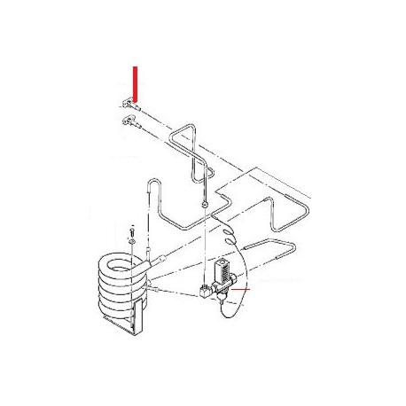 ADAPTATEUR ENTREE H2O MDT5N ORIGINE SCODIF - FPQ955
