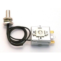 THERMOSTAT DE CUVE 60° 250V 15A MONOPHASE CAPILLAIRE 600MM