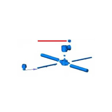 TAPPO 1/2' INOX ORIGINE ALFA-ELVIOMEX - TIQ10338