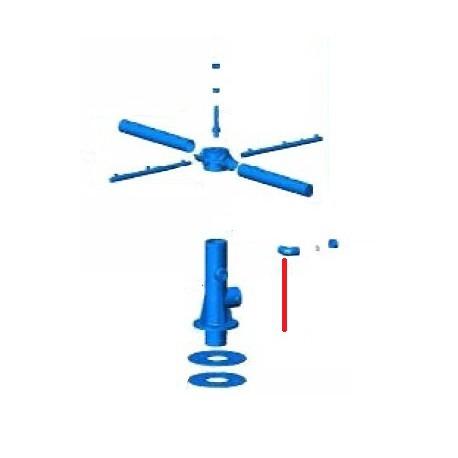 RACCORD COUDE M 1/2 ORIGINE ALFA-ELVIOMEX - TIQ10342