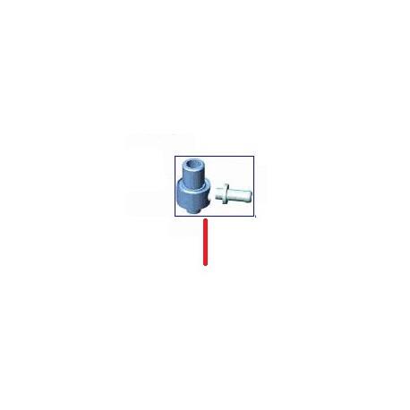 SORTIE DE CHAUDIERE VE840 ORIGINE ALFA-ELVIOMEX - TIQ10458