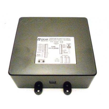 CENTRALE GICAR 9.5.15.28G REPLICA 230V - IOQ911