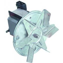 MOTOVENTILATEUR COMPLET 45W 230V DIAMETRE HELICE 150MM - SBQ6497