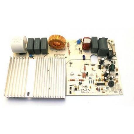 CARTE DE PUISSANCE DE PLAQUE A INDUCTION MODELE C30L3B-T - ONEQ36