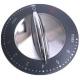BOUTON DE COMMANDE GRIS/CHROME/IMPULSION ORIGINE - XRQ6299