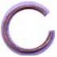 CIRCLIP. BEATER SHAFT MAJOR - XRQ3658
