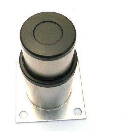 PIEDS REGLABLE 30MM CHARGE 780KG H:90MM INOX - TIQ10407