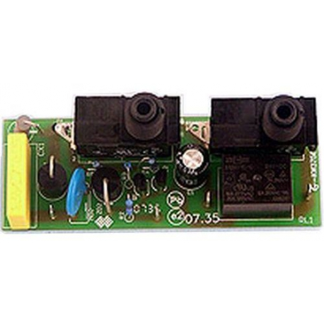 PCB & SWITCH ASSY 230V PM400. - XRQ4053