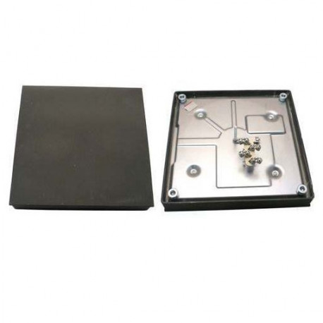 PLAQUE ELECTRIQUE 300X300MM 4000W 230V - TIQ10400