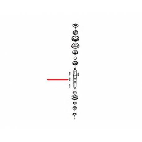 CLEF POUR ARBRE CENTRAL ORIGINE THUNDERBIRD - GUQ6655