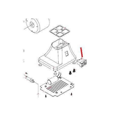 CONDENSATORE UF 12.5 ORIGINE FAMA - SNQ6500