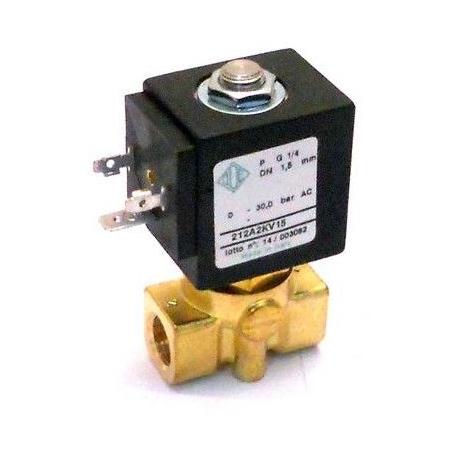 ELECTROVANNE 2VOIES 230V AC 50HZ VITON - FQ7695