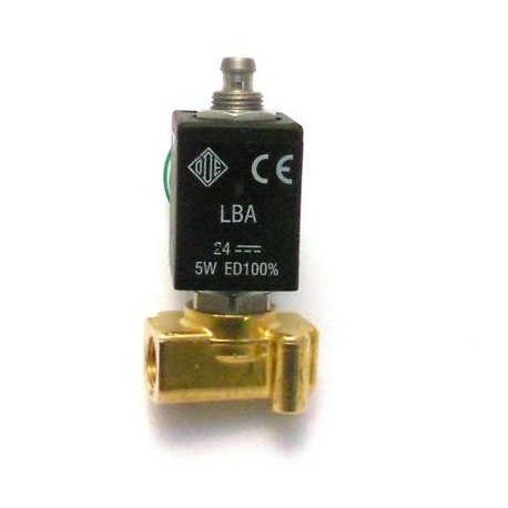ELECTROVANNE ODE 3VOIES 5W 24V CC ENTREE - IQN328