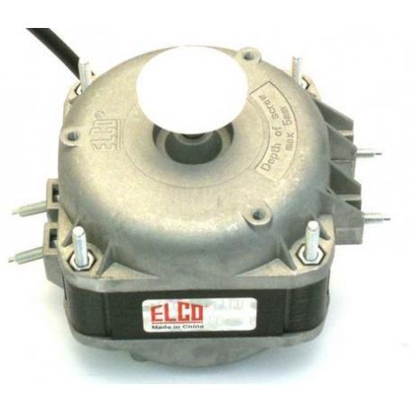 MOTEUR VENTILATEUR ELCO MULTIFXATIONS 16W 230V 1300TRS/MIN - IQ627