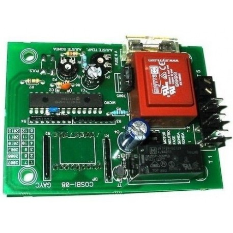 THERMOSTAT CARTE ELECTRONIQUE - TNLQ6580