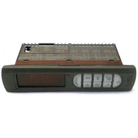 TIQ11555-THERMOSTAT CAREL PBIFYOEVD51 2 SONDES NTC 230V 50/60HZ L:182