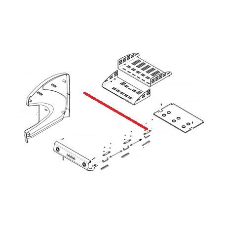 COUVERCLE LED ORIGINE RENEKA - ERQ6716