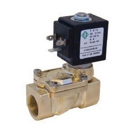 ELECTROVANNE VAPEUR 24V ENTREE 1/2F SORTIE 1/2F TMAXI 140°C - TIQ86541
