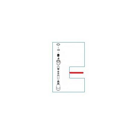 BIBERON EAU CHAUDE COMPLET VA388 ORIGINE SIMONELLI - FQ7763