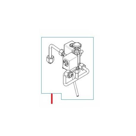 KIT MIXEUR COMPLET 230V ORIGINE SIMONELLI - FQ7798