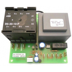 CARTE ELECTRONIQUE 24V V230-400/50HZ - SNQ6850