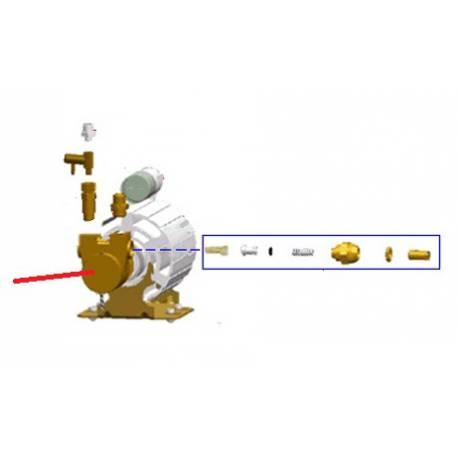 TUBE DEBITMETRE ORIGINE EXPOBAR - RKQ855