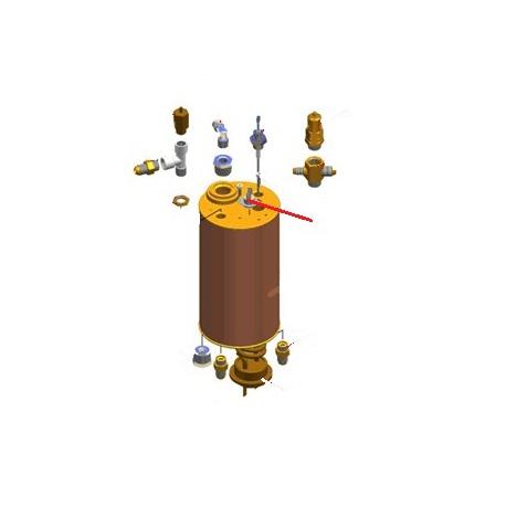 THERMOSTAT TMAXI 140°C ORIGINE EXPOBAR - RKQ891