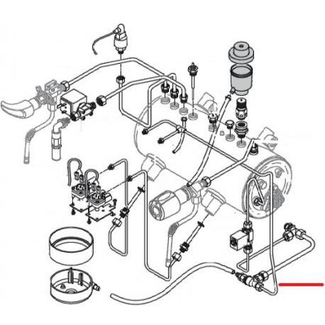 TUBE MACHINE COMPACTE ORIGINE RANCILIO - EQ6777