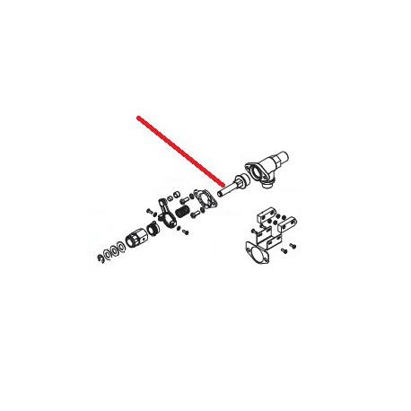 TIGE ROBINET VAPEUR YOUSTEAM ORIGINE RANCILIO - EQ6784